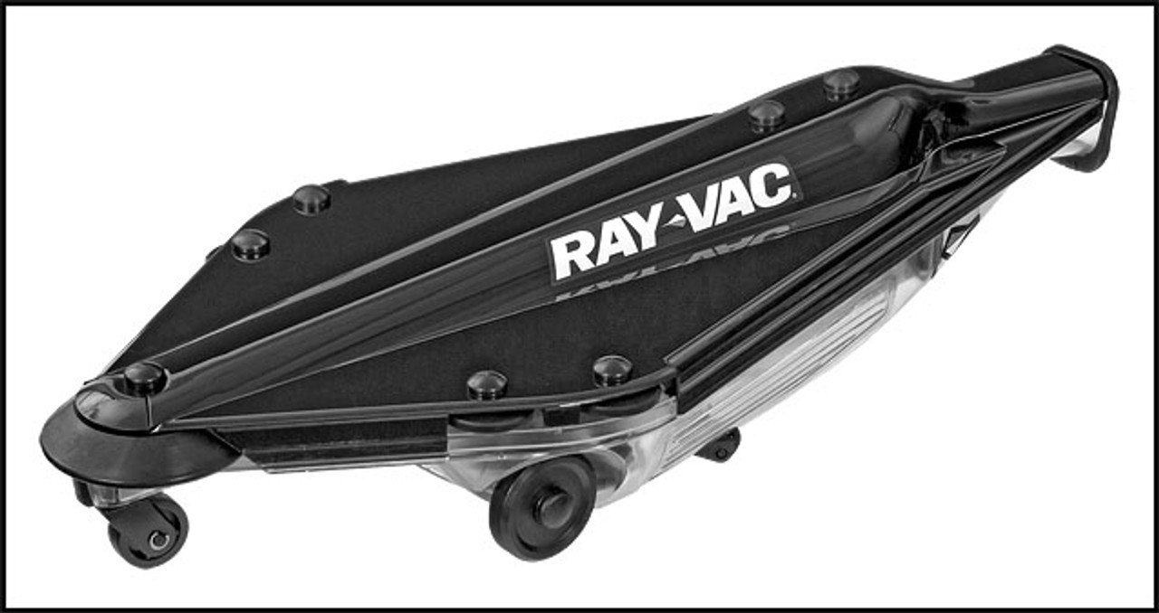 Jandy R0375000 Head Top Cover Replacement for Zodiac Ray-Vac//DM Cleaner Black