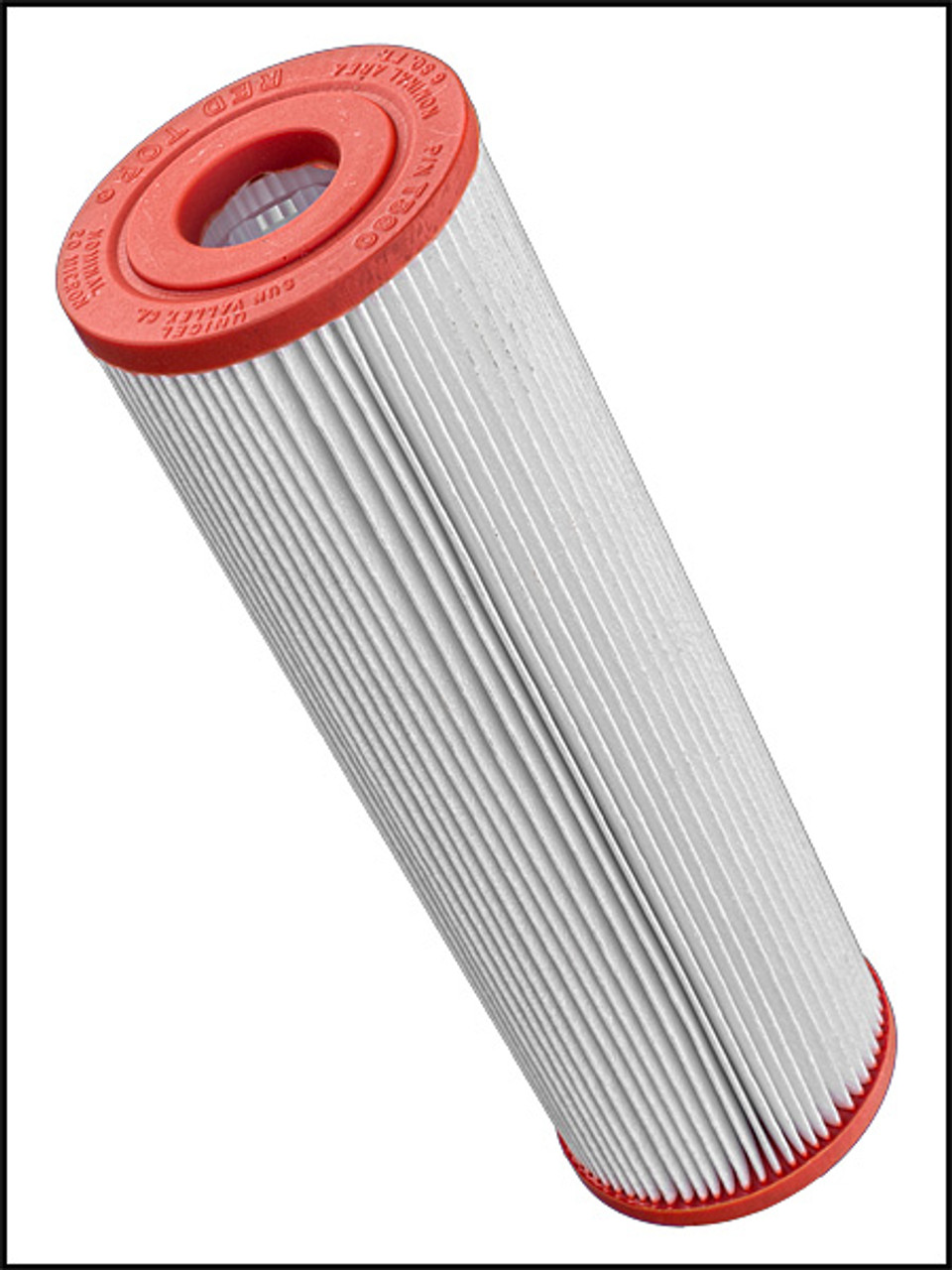 Replacement Filter Cartridge for American, Harmsco ST/6, Pac-Fab, Premier, Rainbow,  Swimquip 6, 108, 216, 72, SwimRite, Universal Six - Replaces: Unicel: T-380 - Filbur: FC-3060 - Pleatco: PH6-4