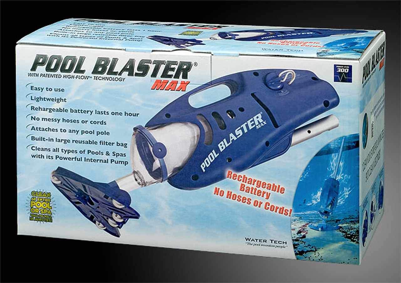 WATER TECH POOL BUSTER MAX