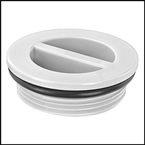 "American Granby Inc. 1 1/2"" Flush Styled Plastic Plug With Gasket (#HWP1022B)"