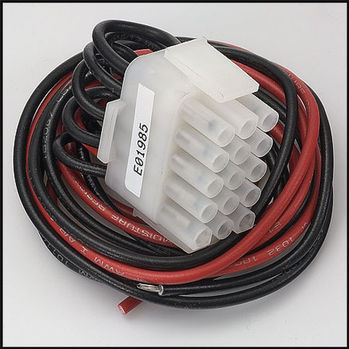 laars r0336200 wire harness 120v power plug lx  pool parts unlimited