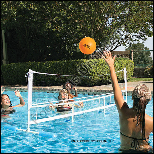 POOLMASTER #72708 SUPER COMBO VOLLEYBALL GAME