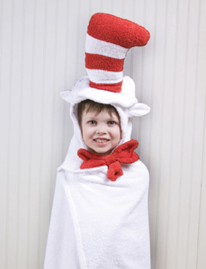 Dr. Seuss Character Towels