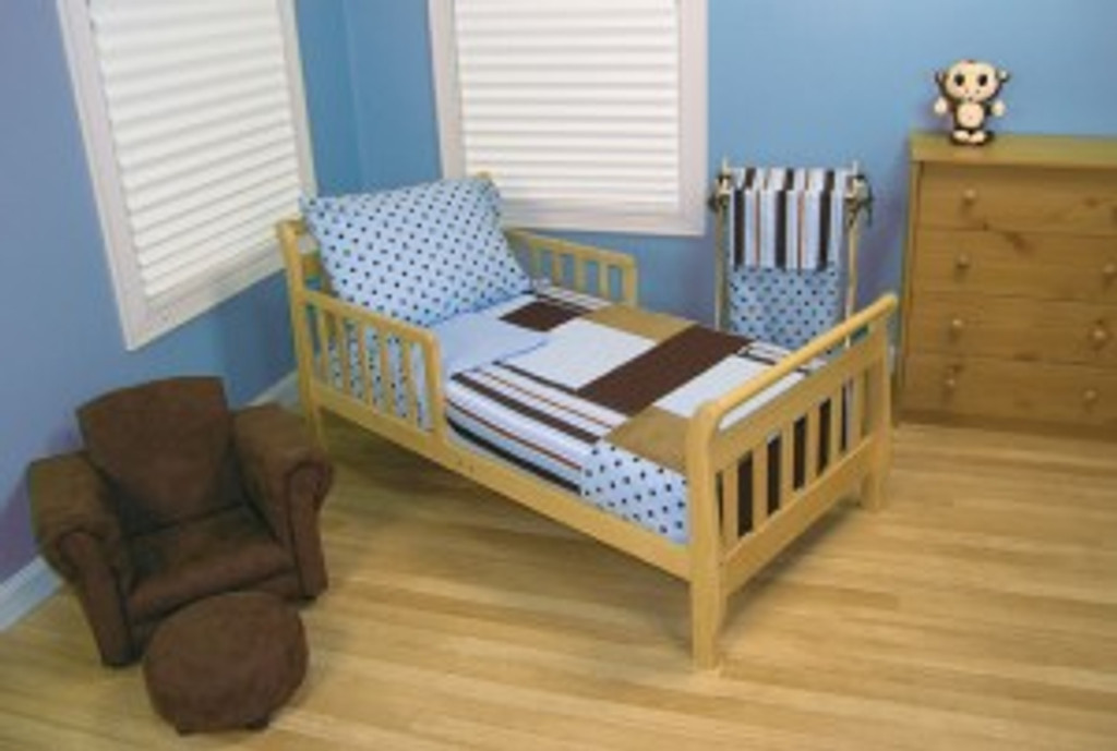 Max 3 PC Crib Bedding Set