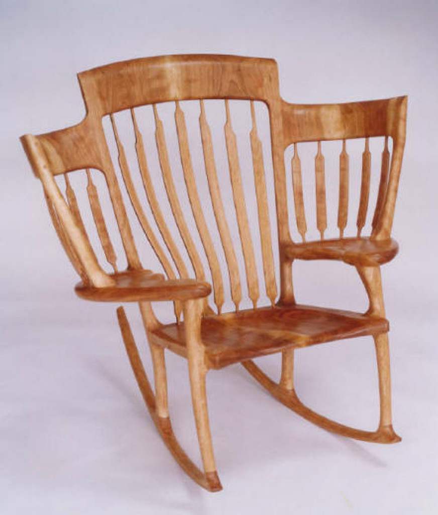 Story Time Rocking Chair for Twins