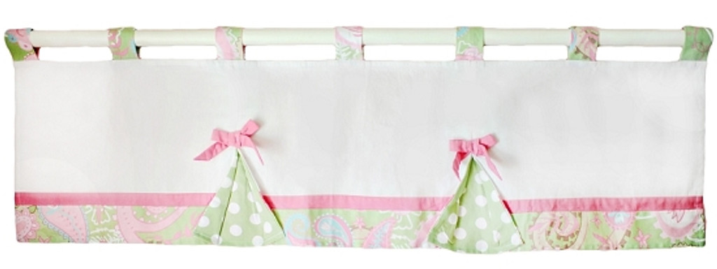 Pixie Baby in Pink Crib Bedding