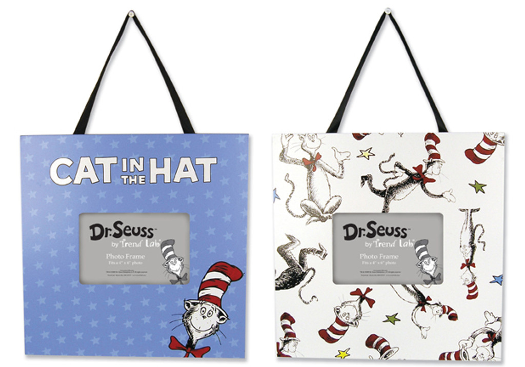 Dr. Seuss Cat in the Hat Toddler Bedding