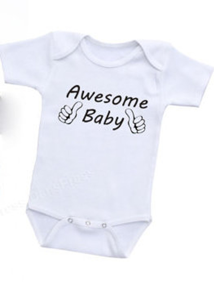This Guy Makes Awesome Babies Daddy and 3 Baby Shirt Set