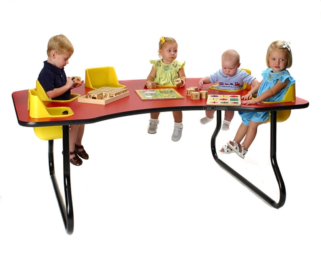 Six Seat Highchair