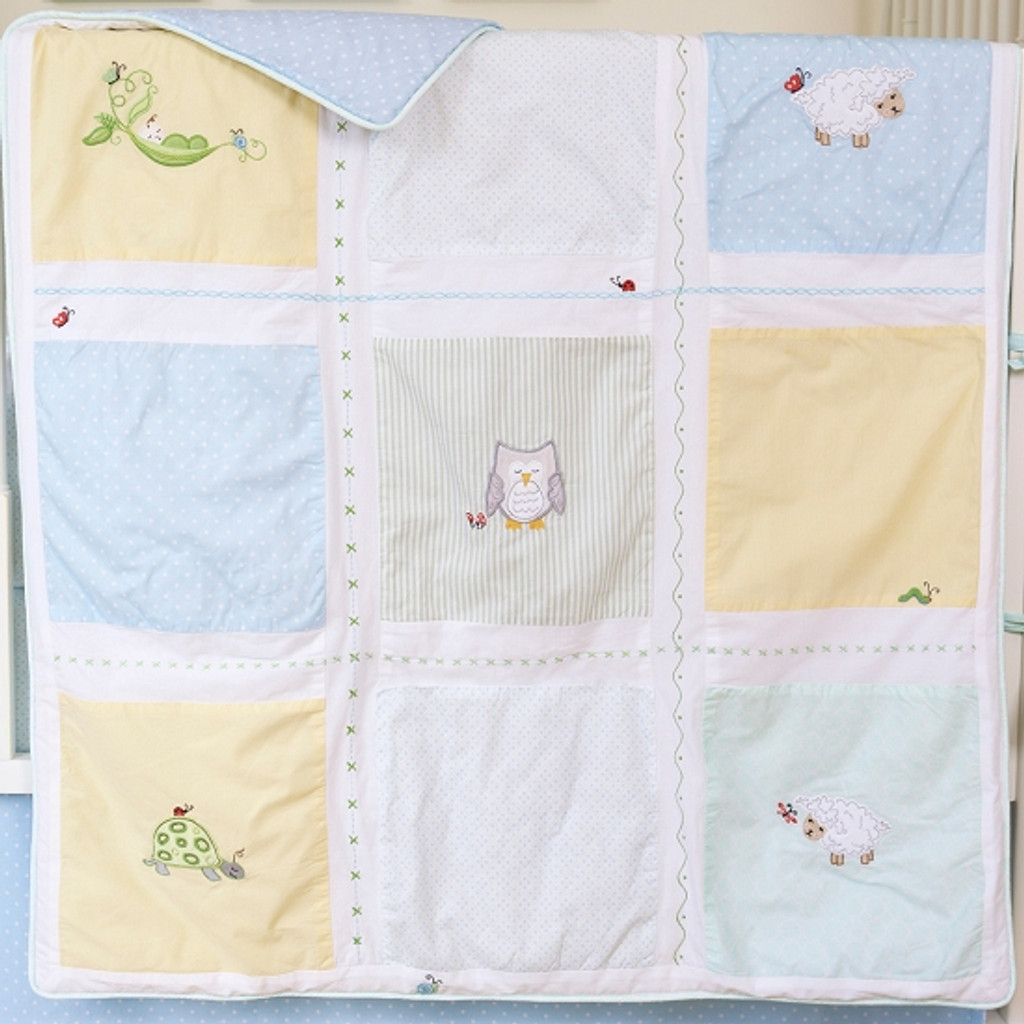 The Sweet Pea Quilt