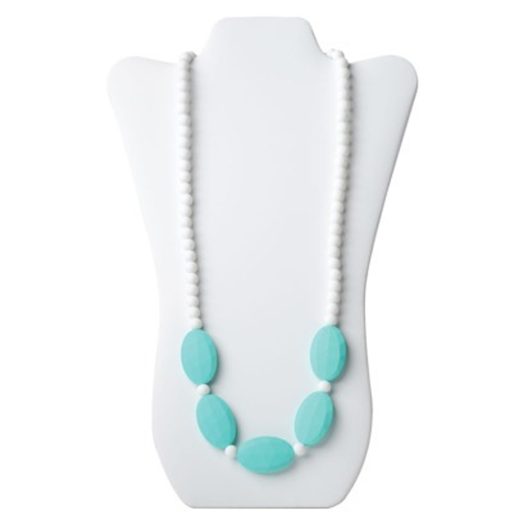 Silicone Teething Jewelry- Sasso Necklace