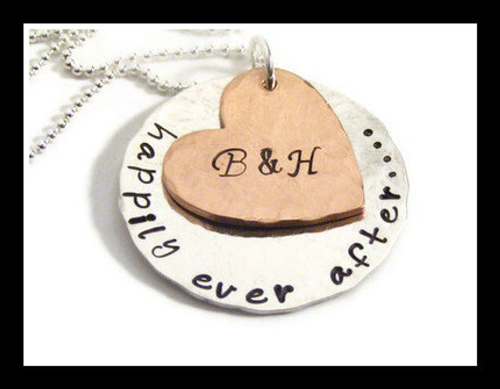 Couple's Happily Ever After Necklace