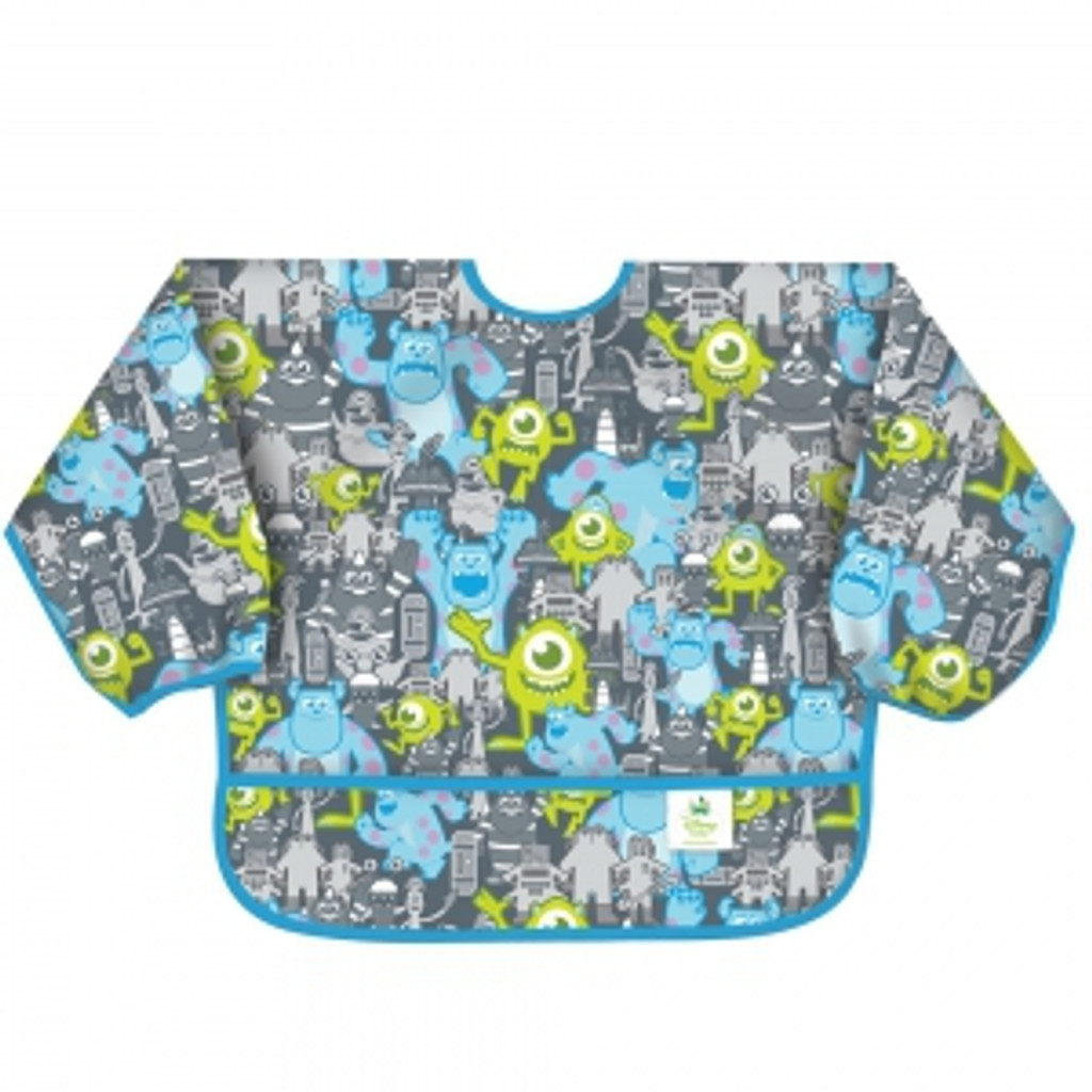 Disney's Monsters Sleeved Bib