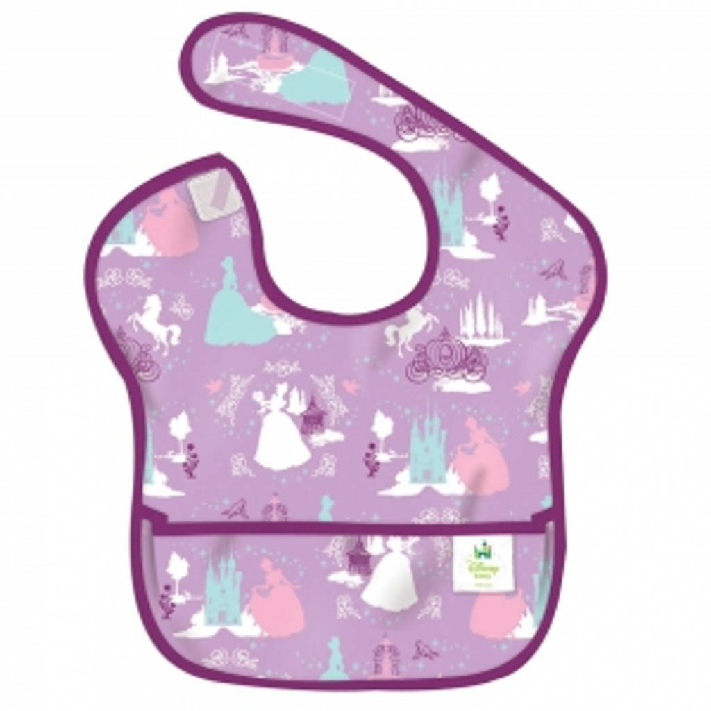 Disney's Princess Purple Super Bib