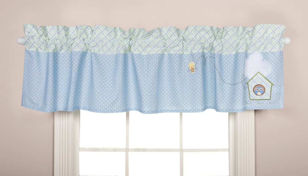 Forest Friends 6 Piece Baby Bedding Set