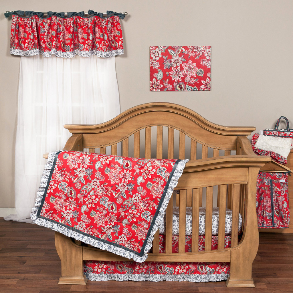 Waverly® Charismatic 3 Piece Crib Bedding Set