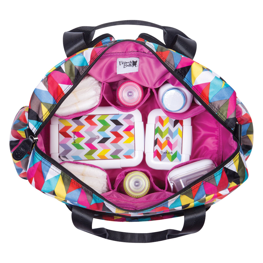 French Bull® Ziggy Condensed Deluxe Duffle Diaper Bag