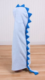 Dinosaur Character Hooded Towel