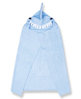 Shark Character Hoooded Towel