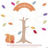 Forest Friends: Book About Me Baby Book