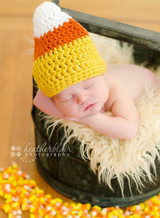 Candy Corn Hats (Set of 2)