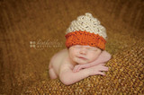 Pumpkin Spice Cupcake Hats (Set of 2)