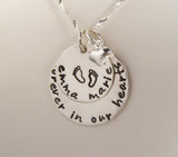 Personalized Child Loss Necklace
