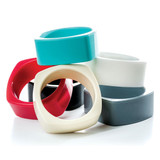 Silicone Teething Jewelry- Nixi Quadro Bracelet