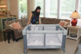 Romp and Roost LUXE Twin PlayPen