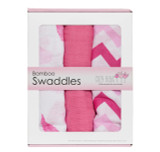 Cozy Babe Swaddle Blanket Set