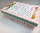 Girl's Pink and Green Time Capsule