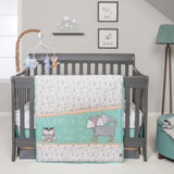 Sawyer 3 Piece Crib Bedding Set