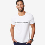 Game of Twins Adult Shirt