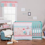 Wild Forever 3 Piece Crib Bedding Set