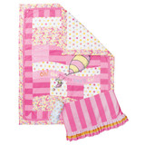 Dr. Seuss™ Oh, The Places You'll Go! Pink 3 Piece Crib Bedding Set