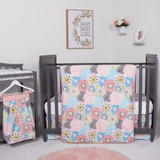 Waverly® Blooms 5 Piece Bedding Set