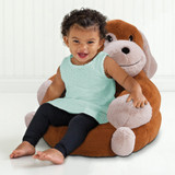 Plush puppy Character Chair