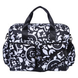 French Bull® Vine Deluxe Duffle Diaper Bag