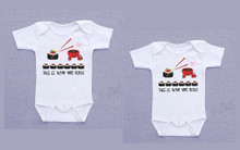 This is How We Roll Baby Shirts