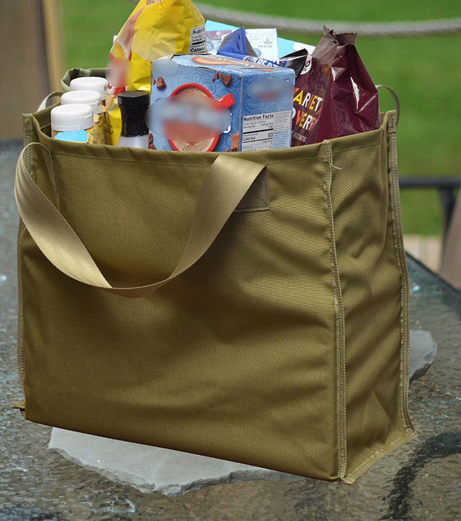 XLarge Reusable Grocery Tote