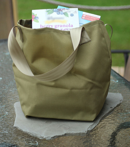 Large Reusable Grocery Tote