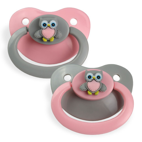Wise Owl Adult Pacifier