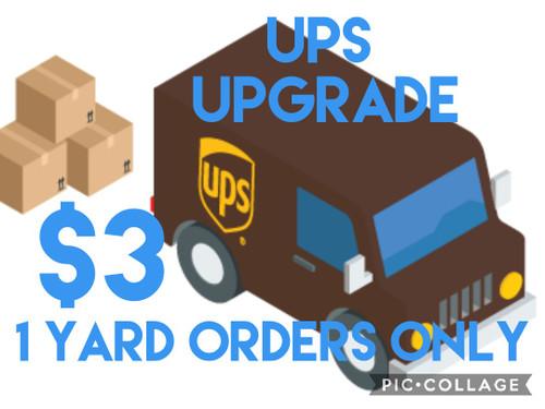 UPS UPGRADE