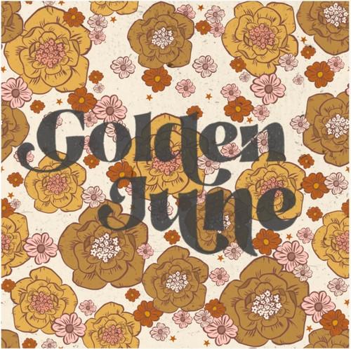 Golden June Dreaming Sunset!