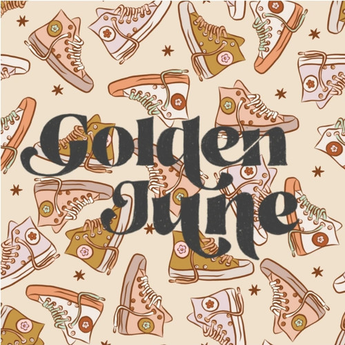 Golden June Sneakers