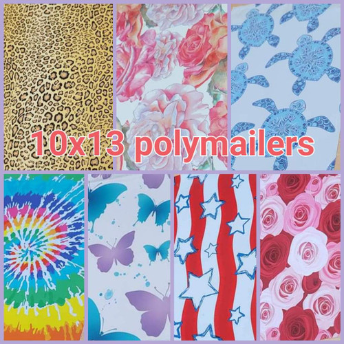 25 pack Poly Mailers