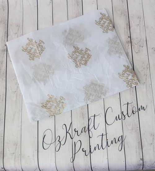 Shop Small Tissue paper