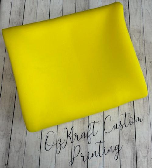Techno Scuba yellow