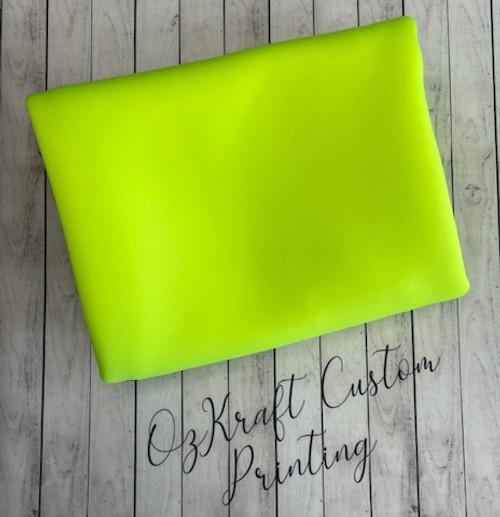 Techno Scuba Fluorescent Yellow