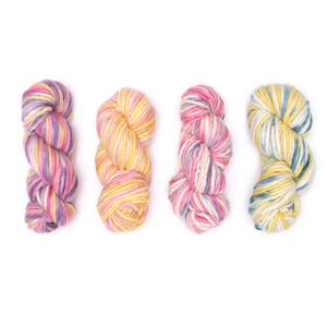 Kinua Giverny Collection - 100% Handspun Fine Peruvian Junin Wool Yarn Botanically Dyed 100g Bulky Weight